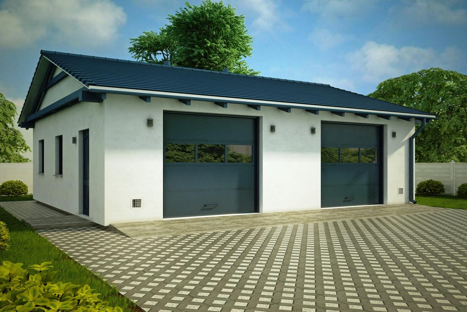 Строительство гаражей под ключ в Самаре